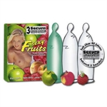 Secura sexy Fruits 3 stk.